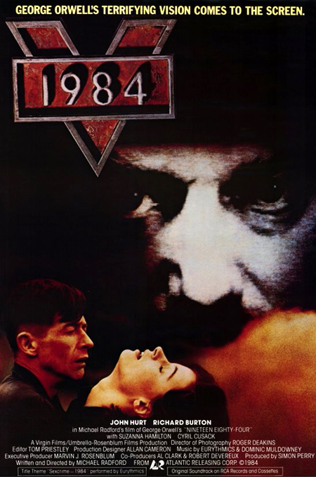 1984 Movie Poster