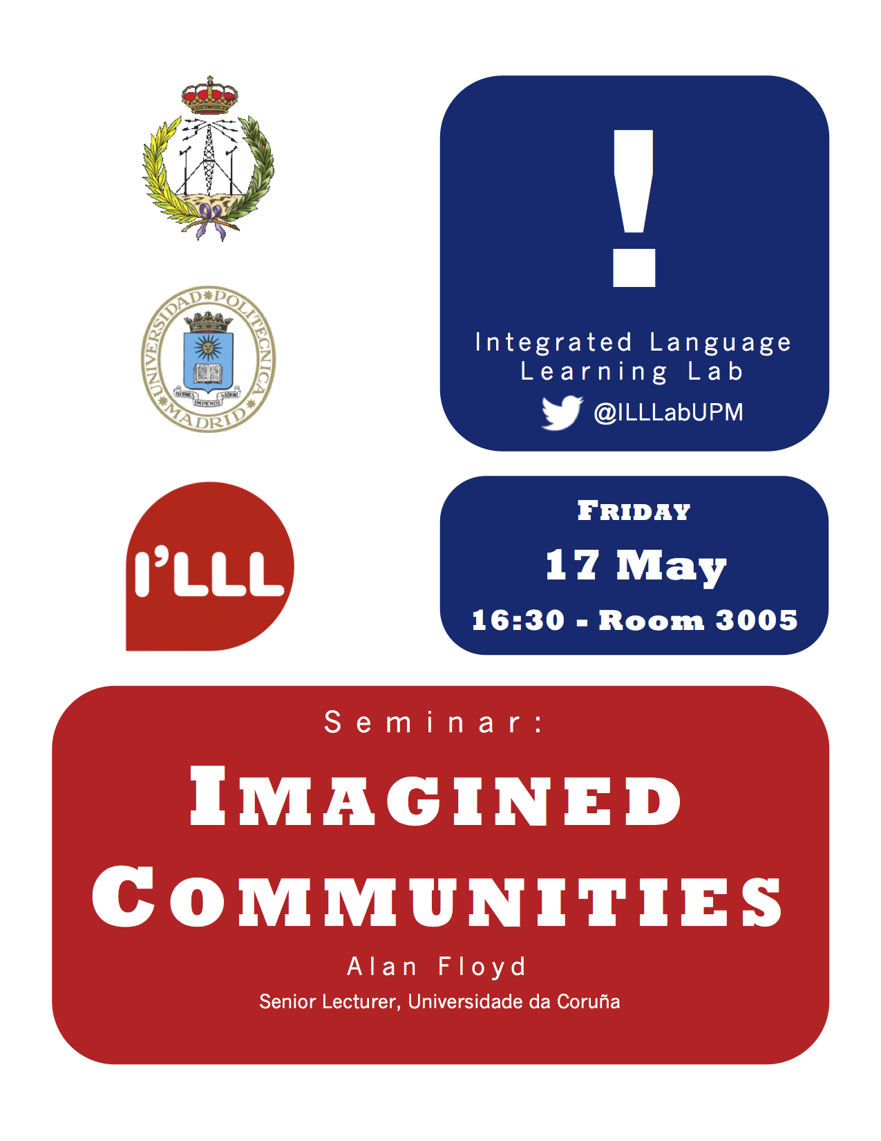 Poster 17 May